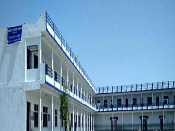modern convent high Secondary School sheopur